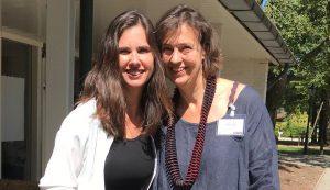 Kristin Neff en Hende Bauer