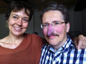Hende Bauer en Johan Tinge